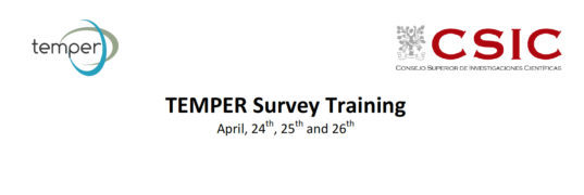 Survey Training header